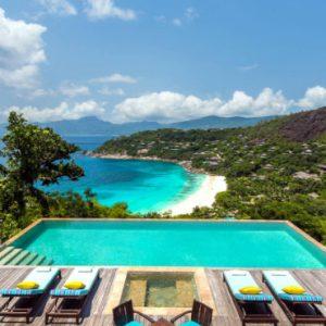 Luxury Seychelles Holiday Packages Four Seasons Seychelles Two Bedroom Hill Top Ocean ViewSuite 1