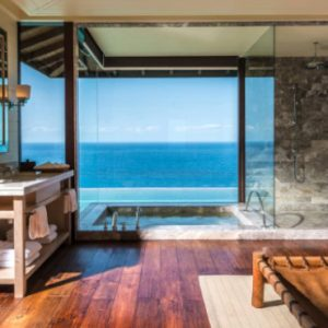 Luxury Seychelles Holiday Packages Four Seasons Seychelles Two Bedroom Hill Top Ocean ViewSuite