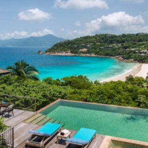 Luxury Seychelles Holiday Packages Four Seasons Seychelles Two Bedroom Ocean ViewSuite 1