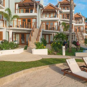 Beach Weddings Abroad Sandals Negril Caribbean Beachfront Walkout Grande Luxe Club Level Room W Patio Tranquility Soaking Tub 7