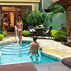 Beach Weddings Abroad Sandals Negril Millionaire Honeymoon One Bedroom Butler Suite With Private Pool Sanctuary 3