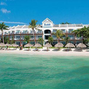 Beach Weddings Abroad Sandals Negril Paradise Honeymoon Beachfront Grande Luxe Club Level Room