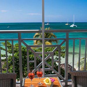 Beach Weddings Abroad Sandals Negril Paradise Honeymoon Beachfront Grande Luxe Club Level Room 2