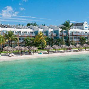 Beach Weddings Abroad Sandals Negril Paradise Honeymoon Beachfront Walkout Club Level Room 2