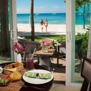 Beach Weddings Abroad Sandals Negril Paradise Honeymoon Beachfront Walkout Club Level Room 6