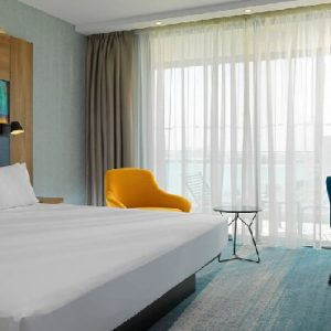 Luxury Dubai Holiday Packages Aloft Palm Jumeirah Dubai Aloft Room King