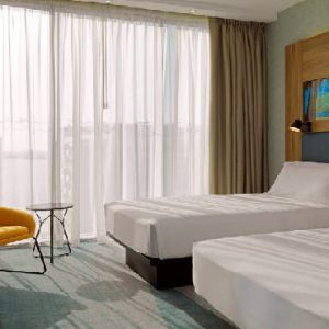 Luxury Dubai Holiday Packages Aloft Palm Jumeirah Dubai Aloft Room Twin