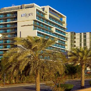 Luxury Dubai Holiday Packages Aloft Palm Jumeirah Dubai Exterior1