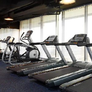 Luxury Dubai Holiday Packages Aloft Palm Jumeirah Dubai Gym