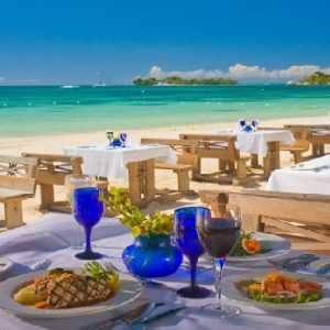 Luxury Jamaica Holiday Packages Sandals Negril Barefoot