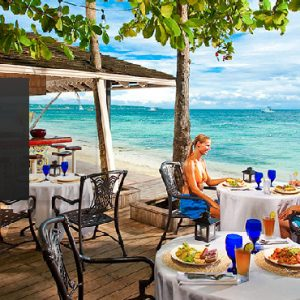 Luxury Jamaica Holiday Packages Sandals Negril Beach Bistro