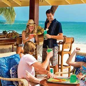 Luxury Jamaica Holiday Packages Sandals Negril Bar