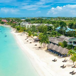 Luxury Jamaica Holiday Packages Sandals Negril Beach