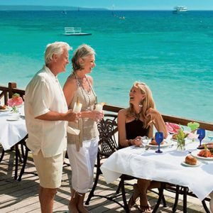 Luxury Jamaica Holiday Packages Sandals Negril Dining