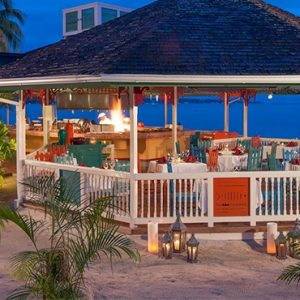 Luxury Jamaica Holiday Packages Sandals Negril Dining 2