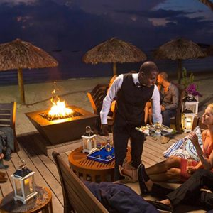 Luxury Jamaica Holiday Packages Sandals Negril Fire Pit