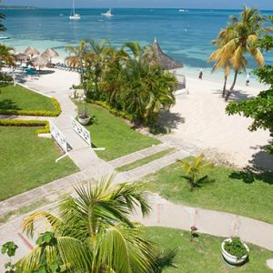 Luxury Jamaica Holiday Packages Sandals Negril Garden