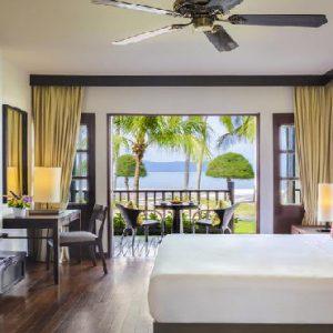 Luxury Langkawi Holiday Packages Meritus Pelangi Beach Resort & Spa Beachfront Room