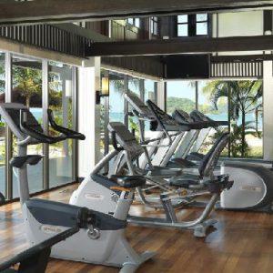 Luxury Langkawi Holiday Packages Meritus Pelangi Beach Resort & Spa Gym