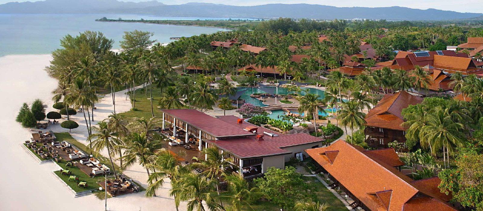 Luxury Langkawi Holiday Packages Meritus Pelangi Beach Resort & Spa Header