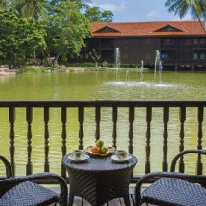 Luxury Langkawi Holiday Packages Meritus Pelangi Beach Resort & Spa Lakefront Room2