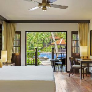Luxury Langkawi Holiday Packages Meritus Pelangi Beach Resort & Spa Pool Terrace Room