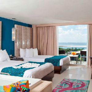 Luxury Mexico Holiday Packages Hard Rock Cancun Deluxe Family 2 Bedroom