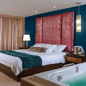 Luxury Mexico Holiday Packages Hard Rock Cancun Deluxe Gold Room