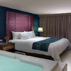 Luxury Mexico Holiday Packages Hard Rock Cancun Deluxe Room