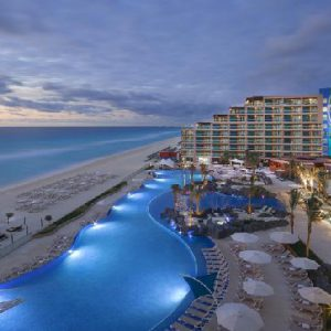Luxury Mexico Holiday Packages Hard Rock Cancun Exterior