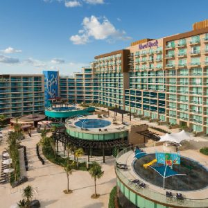 Luxury Mexico Holiday Packages Hard Rock Cancun Exterior1