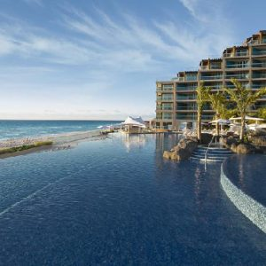 Luxury Mexico Holiday Packages Hard Rock Cancun Pool