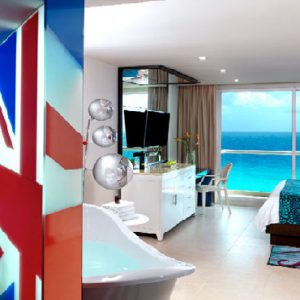Luxury Mexico Holiday Packages Hard Rock Cancun Rock Star Suite1