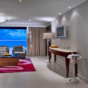 Luxury Mexico Holiday Packages Hard Rock Cancun Rock Suite Platinum 1 Bedroom1