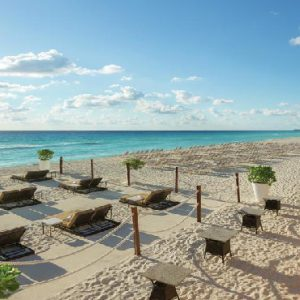 Luxury Mexico Holiday Packages Hard Rock Cancun Beach
