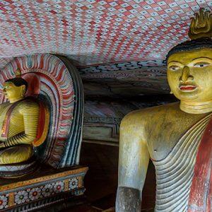 Luxury Sri Lanka Holiday Packages Heritance Kandalama Dambulla Cave Temple