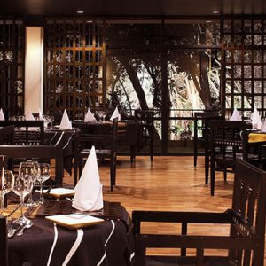 Luxury Sri Lanka Holiday Packages Heritance Kandalama Kaludiya Restaurant