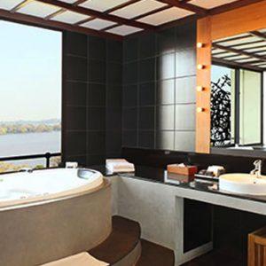 Luxury Sri Lanka Holiday Packages Heritance Kandalama Royal Suite 2