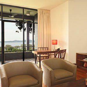 Luxury Sri Lanka Holiday Packages Heritance Kandalama Suite Lounge