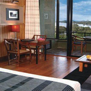 Luxury Sri Lanka Holiday Packages Heritance Kandalama Superior Room