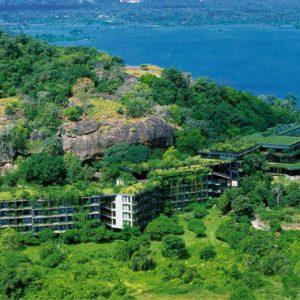 Luxury Sri Lanka Holiday Packages Heritance Kandalama Exterior