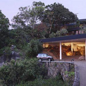 Luxury Sri Lanka Holiday Packages Heritance Kandalama Exterior1