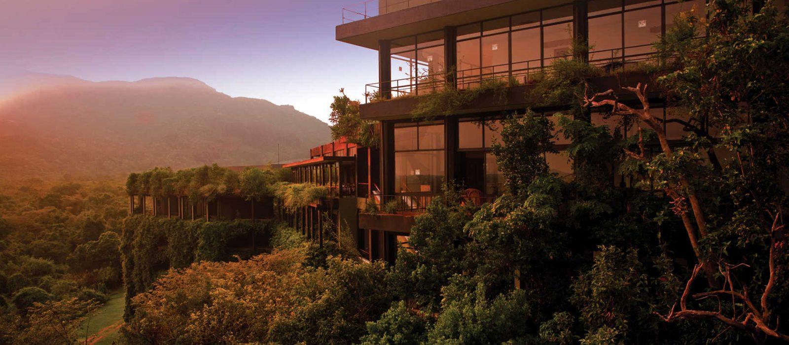 Luxury Sri Lanka Holiday Packages Heritance Kandalama Header