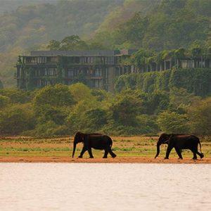 Luxury Sri Lanka Holiday Packages Heritance Kandalama Lake Safari