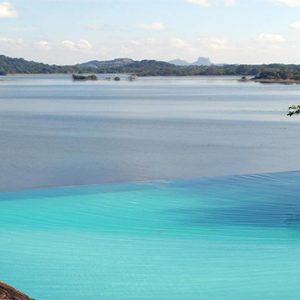 Luxury Sri Lanka Holiday Packages Heritance Kandalama Pool View