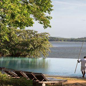 Luxury Sri Lanka Holiday Packages Heritance Kandalama Pool View1