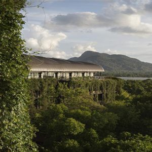 Luxury Sri Lanka Holiday Packages Heritance Kandalama Room View