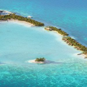 Maldives Holiday Packages Waldorf Astoria Maldives Aerial View1