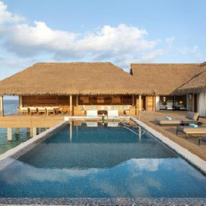 Maldives Holiday Packages Waldorf Astoria Maldives Overwater Villa