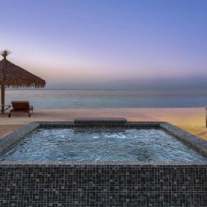 Maldives Holiday Packages Waldorf Astoria Maldives Sunset